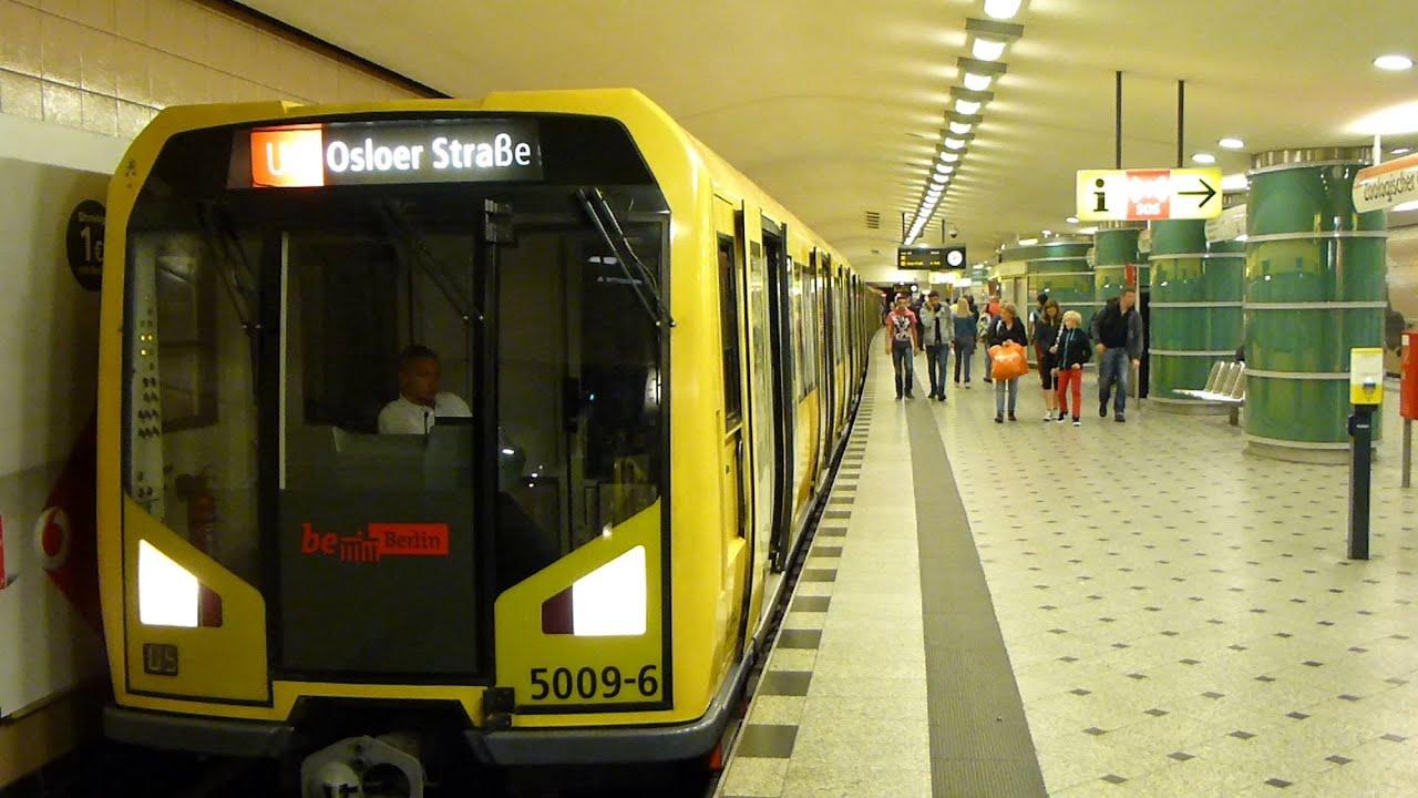 U9 Zoologischer Garten U Bahn Berlin YouTube