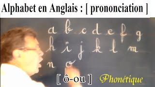 Alphabet en anglais pour débutant cp ce1 ce2 cm1 cm2 6ème ulis