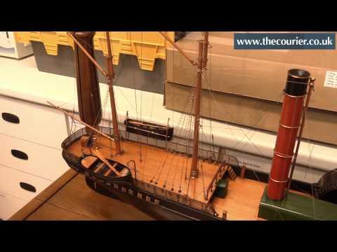 DP&L  models getting ship shape for display