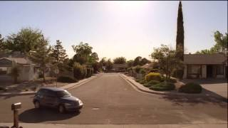 Breaking Bad HD Scenes - Bonfire Car Scene S05E04