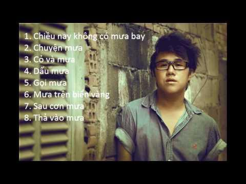 Những bài hát về mưa - Thánh mưa - Trung Quân Idol || Ca khúc mới Thả vào mưa