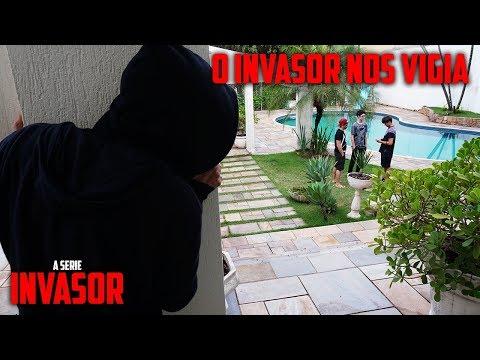 O INVASOR MORA NA CASA!? ( INVASOR A SÉRIE #44 ) [ REZENDE EVIL ]