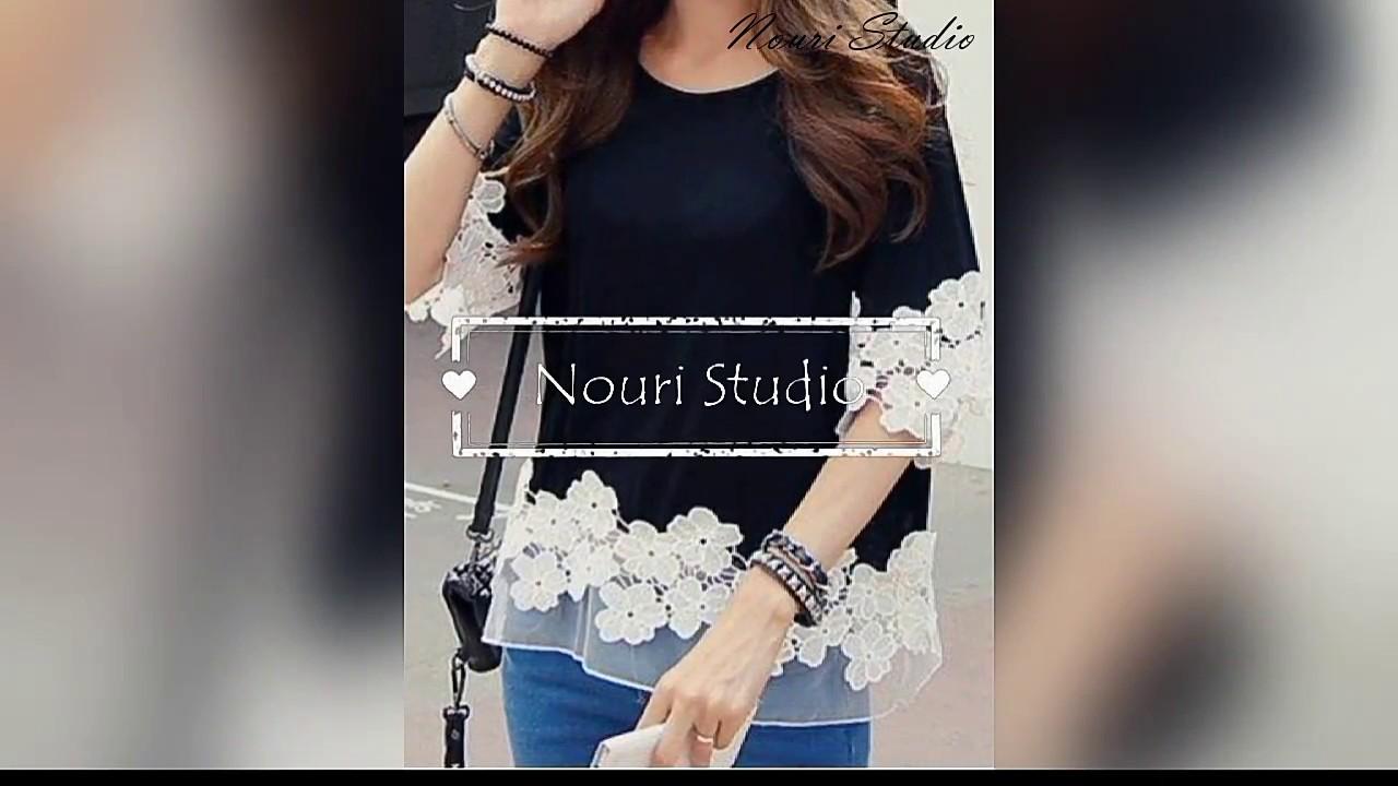 67ae16e2c1d09 أزياء موضه صيف 2017 عمله ضجه جامده جدا شوفيها summer fashion 2017 ...