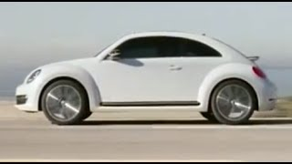 New VW Beetle A5 Funny Commercial Nostalgic TV Ad - Carjam Car TV HD 2014