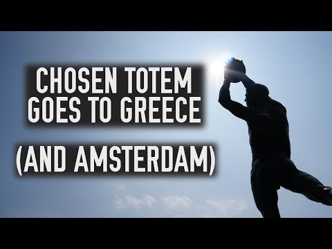 Chosen Totem Goes to Greece - Travel VLOG, Sony A6300 4K Video Test