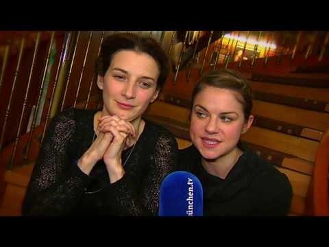 LILI GESLER & LUCY SCHERER Haben ... SPASS !!!