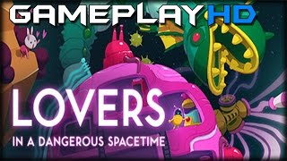 Lovers in a Dangerous Spacetime Gameplay (PC HD) [1080p]