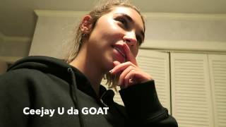 WE TRIED TO SUPRISE MY MOM FOR THANKSGIVING-Chantel Jeffries