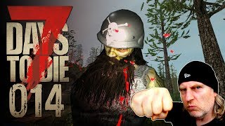 🔨 7 Days to Die [014] [Biker - Bier & wildes Campen] Let's Play Gameplay Deutsch German thumbnail
