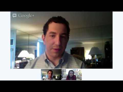 NewsHour Politics Editor Christina Bellantoni Interviews Alexander Heffner on the Youth Vote