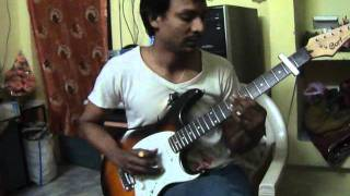 falak dekhu-on guitar- ishan