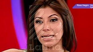 Milena Zárate se va del Perú tras llegada de Greysi Ortega