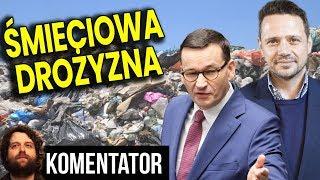 Śmieciowa Drożyzna 2020 Nawet 230 zł Miesięcznie za Mieszkanie DLACZEGO Analiza Komentator Pieniądze