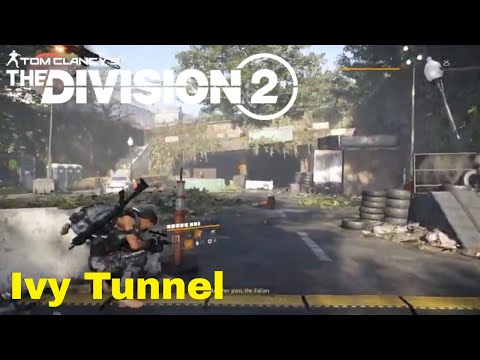 Tom Clancy's Division 2 Ivy Tunnel |