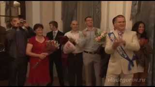 Свадьба Кристина Дима