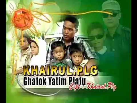 Ghatok yatim piatu,  sedih.  Voc.  Khairul Piliang.  Fakta kehidupan