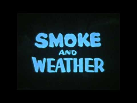 """National Film Board BC Forest Fire Prevention Documentary- """"Smoke And Weather"""" (1958)"""