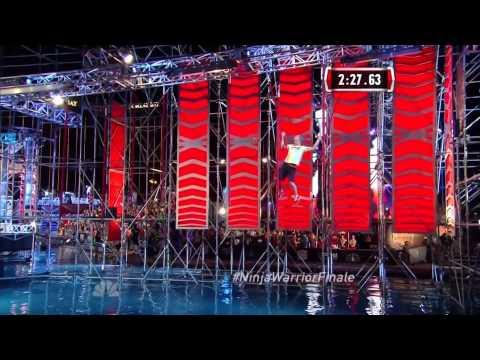 Geoff Britten American Ninja Warrior Stage 2