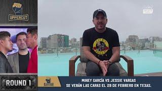 Uppercut - El secreto a voces ya es oficial: Mikey García vs Jessie Vargas