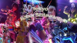 Tokyo - Robot Restaurant .::Full HD::. 30min