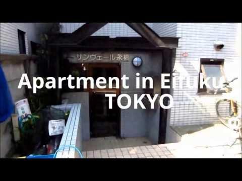 Renting an Apartment in Suginami, TOKYO #12 (SVE302)