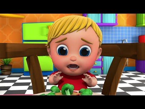 я не хочу | 3D русские детские стишки