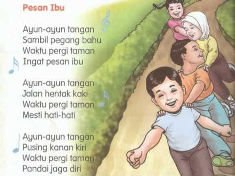 Lagu Pesan Ibu