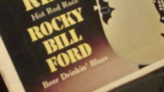 "Great Country ROCKY BILL FORD ""BEER DRINKIN BLUES"" STARDAY"
