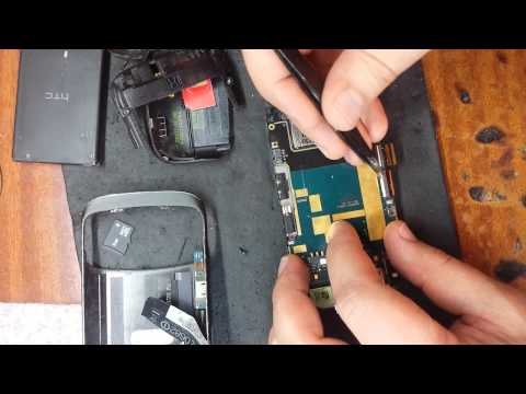 HTC Desire S (pg88100) замена тачскрина