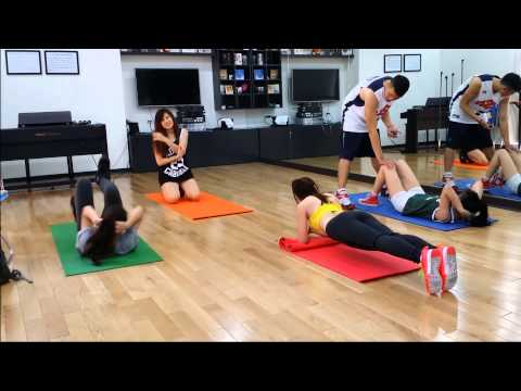 LIME - Fitness Class