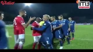 Persija Jakarta Vs Arema Cronus [1-4] Highlights TSC 18 Oktober 2016