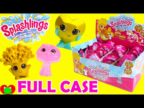 Splashlings Blind Bags Full Case