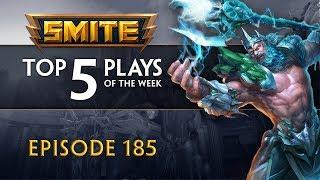 SMITE - Top 5 Plays #185