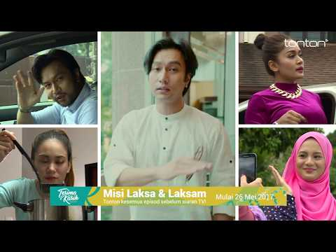 Misi Laksa dan Laksam - Rita Rudaini & Aqasha