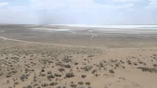 IRAN 2014 The dunes around Maran Jab caravanserail and salt La…