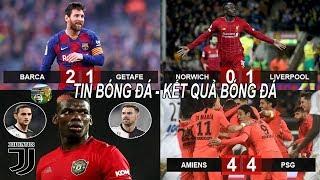 💥Tin bóng đá 16/02  Messi tịt ngòi Barca thắng nghẹt thở, Juve chi đậm và đổi sao để mua lại Pogba