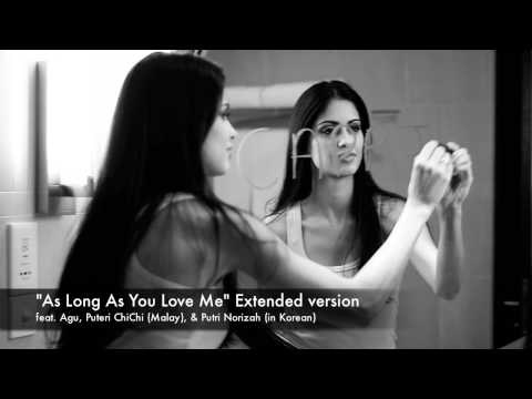 "Caprice- ""As Long As You Love Me"" EXTENDED REMIX.mov"