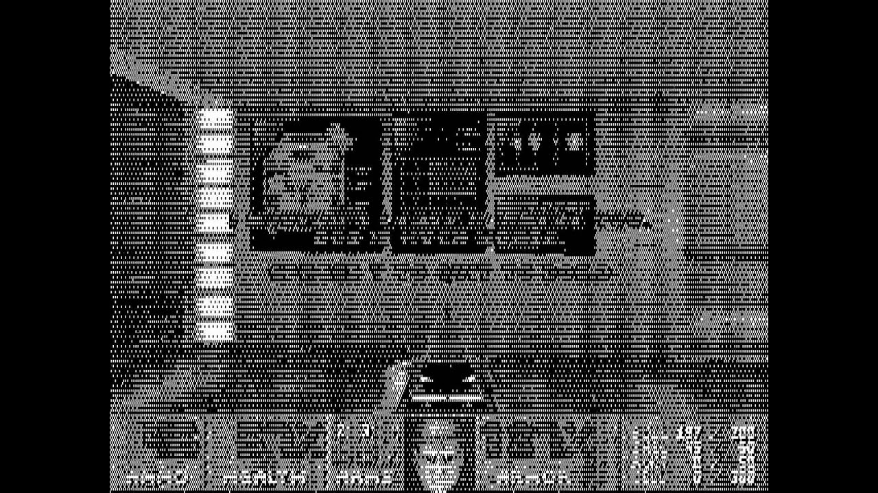 Doom on CGA (monochrome), 16-color EGA and the NES