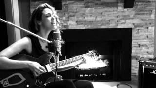 Смотреть клип Sophia Danai - Ring Of Fire | Cover