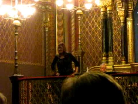 Musica Judia en la Sinagoga de Praga
