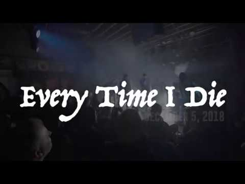 "Every Time I Die (Full Set) at 1904 Music Hall ""20 Years of Bullshit Tour"""