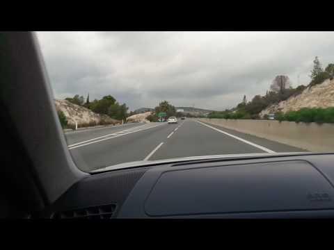 Cyprus Larnaca to Nicosia