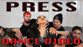 [DANCE VIDEO] PRESS (EXPLICIT) #cardib