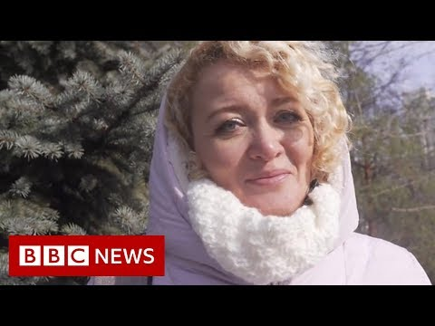 Living Under House Arrest In Putin's Russia - BBC News
