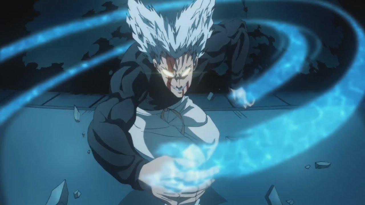 Garou One Punch Man Season 2 Amv Louder Youtube