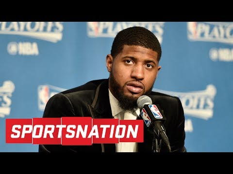 Will The Warriors Regret Not Trading For Paul George?   SportsNation   ESPN