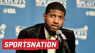 Will The Warriors Regret Not Trading For Paul George? | SportsNation | ESPN