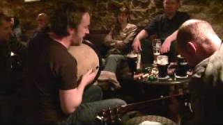 ONE LAST COLD KISS WITH A BODHRÁN