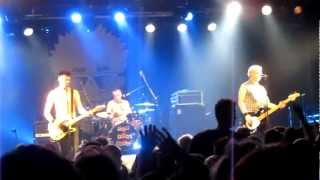 The Toy Dolls - She Goes To Finos (live @ Astra Berlin, 09.03.2013)