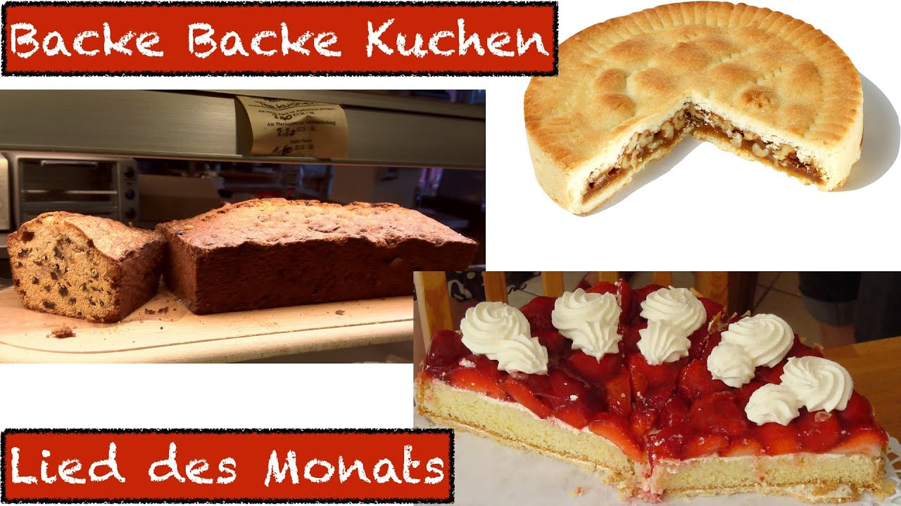 Backe Backe Kuchen Text Backe Backe Kuchen Lied Home Image Ideen